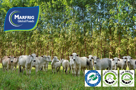 Livestock CRP GASL EMBRABA Marfrig