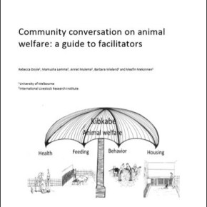 Improving animal welfare and livelihoods through community conversations